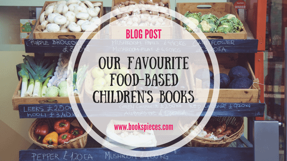Our favourite food-based children's books