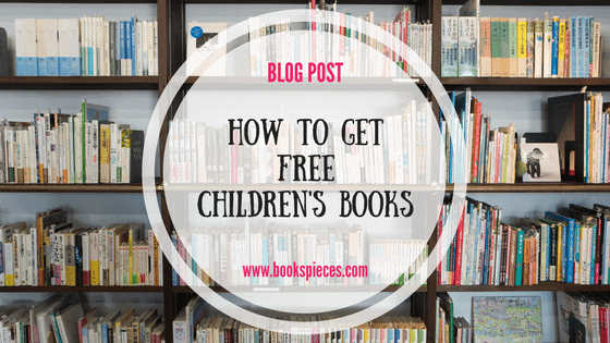 how to get free children s books books pieces