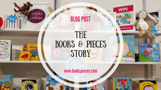 The Books & Pieces story