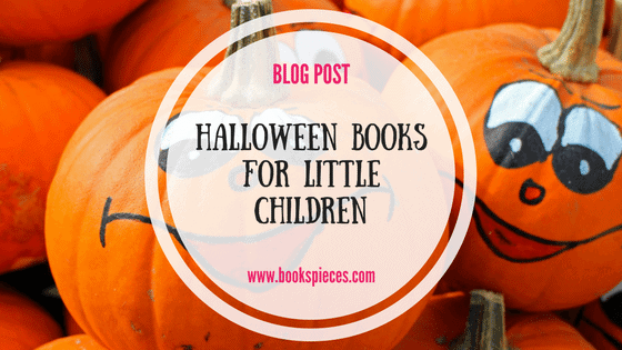 Halloween books for Little Children