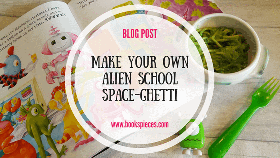 Make your own Alien School space-ghetti