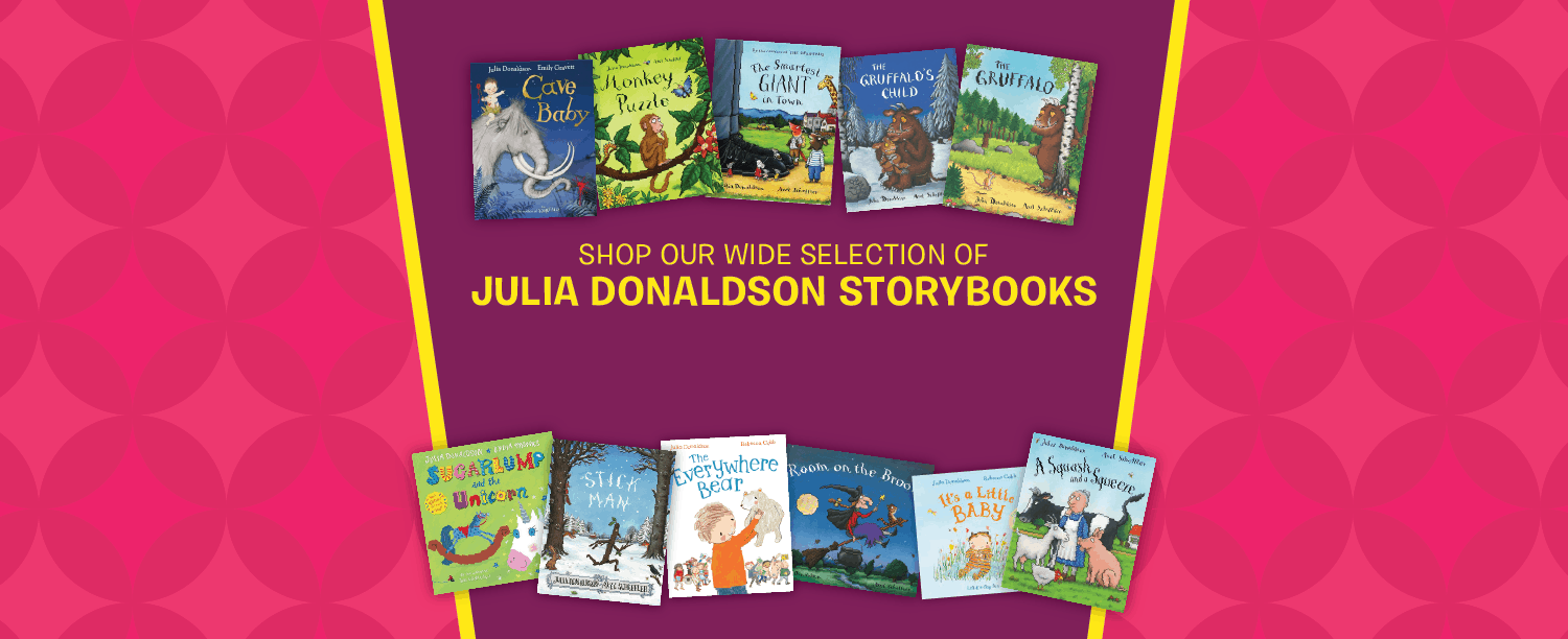 Take a look at the Julia Donaldson books
