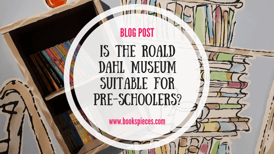 Is the Roald Dahl Museum suitable for preschoolers and toddlers?
