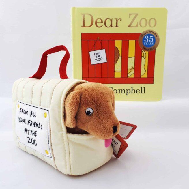 Dear Zoo Puppy gift set
