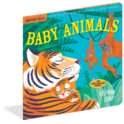 Baby Animals (Indestructibles) - a chewable