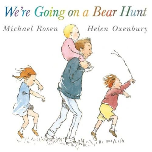We're Going on a Bear Hunt storybook
