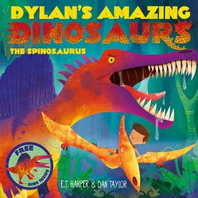 Dylan's Amazing Dinosaurs The Spinosaurus