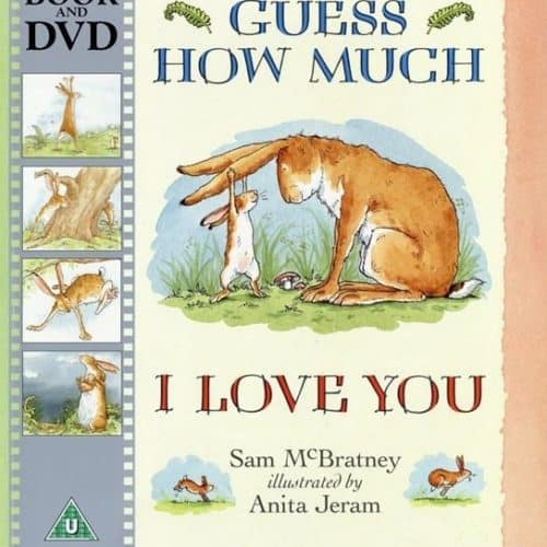 Guess How Much I Love You & DVD