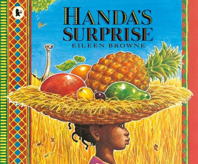 Handa's Surprise Book and DVD