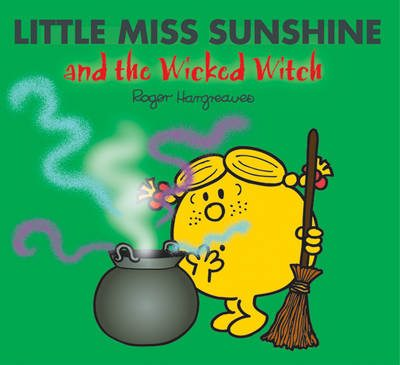 Little Miss Sunshine and the Wicked Witch, Mr Men books just £2