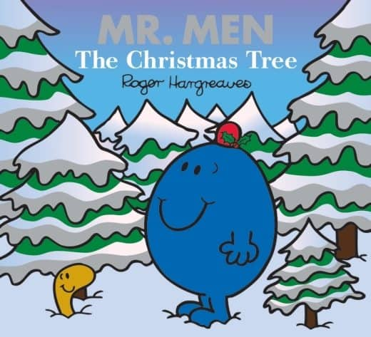 Mr Men The Christmas Tree book just £2