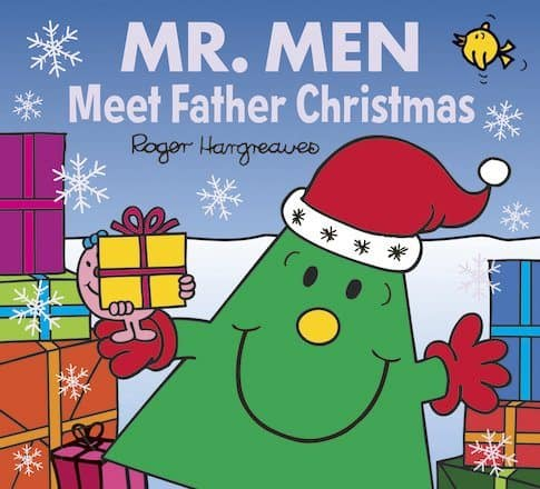 Mr Men Meet Father Christmas book just £2