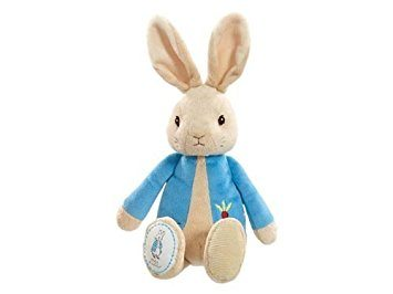 My First Peter Rabbit soft toy suitable for babies