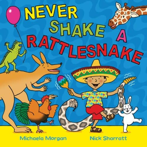 Never Shake a Rattle Snake