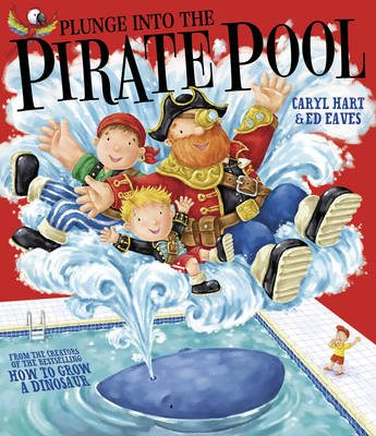 Plunge into the pirate pool storybook