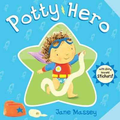 Potty Hero potty training book