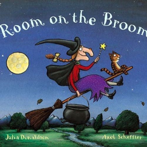 Room-on-the-Broom book by Julia Donaldson