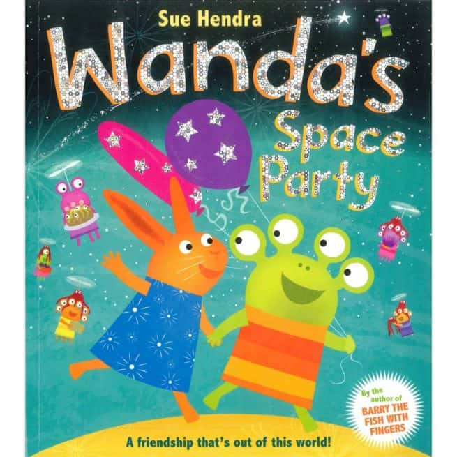 Wanda?s Space Party