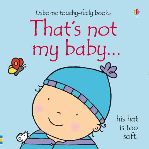 Usborne That's Not My Baby