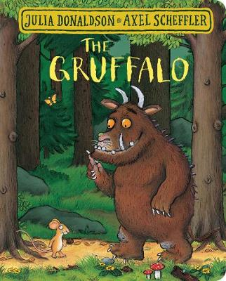 The Gruffalo is a clasic tale from Julia Donaldson and Axel Scheffler