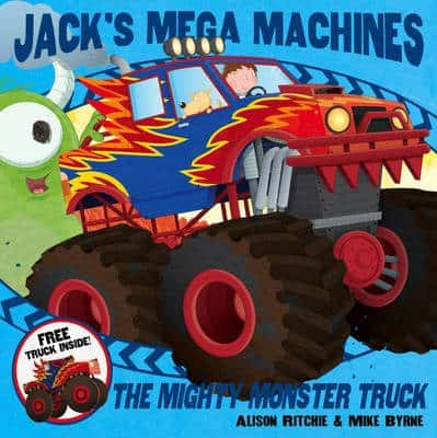 Jack's Mega Machines The Mighty Monster Truck