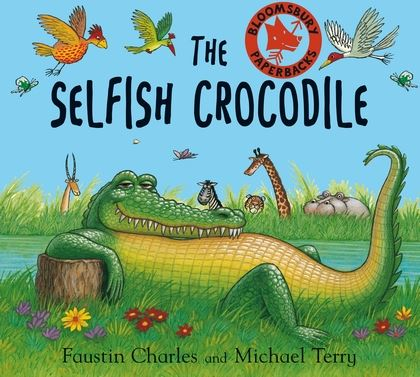 The Selfish Crocodile storybook