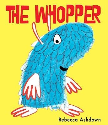 The Whopper storybook