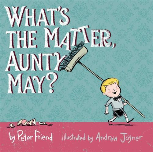 What's the Matter, Auntie May story book