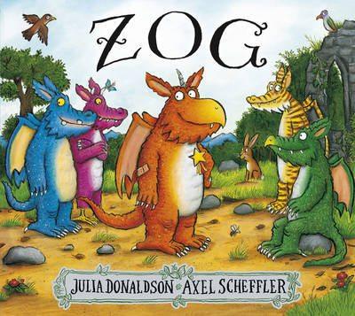 Zog by Julia Donaldson