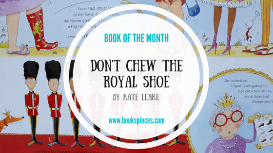 Book of the month – May