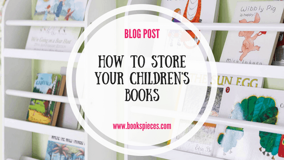 How To Store Your Children's Books