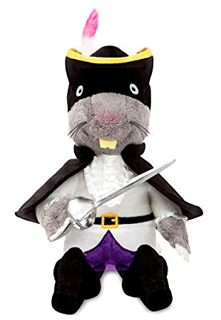 The Highway Rat plush soft toy