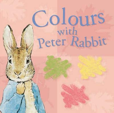 Colours with Peter Rabbit, baby board book