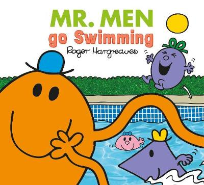 Mr Men Go Swimming, discount Mr Men and Little Miss books