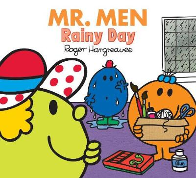 Mr Men Rainy Day, discount Mr Men book
