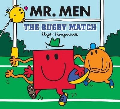 Mr Men The Rugby Match, discount Mr Men books