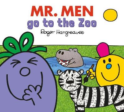 Mr Men go to the Zoo, discount Mr Men books