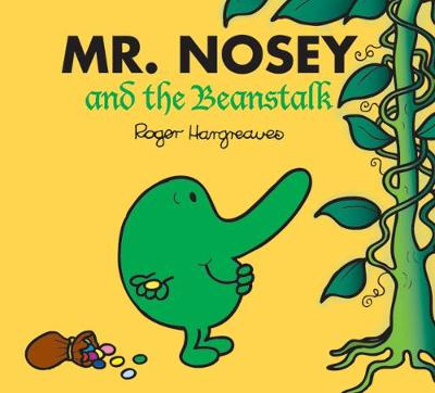 Mr Nosey and the Beanstalk, discount Mr Men books