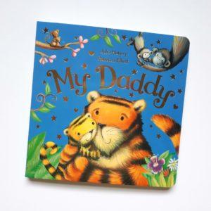 My Daddy children's board book