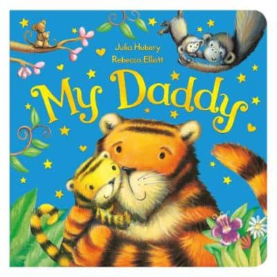 My Daddy children's Daddy board book