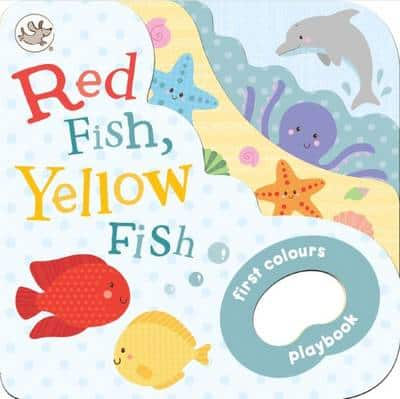 Red Fish Yellow Fish baby board book