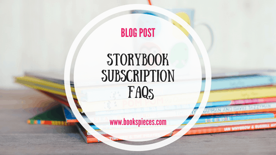Storybook Subscription monthly children's books subscription and gift