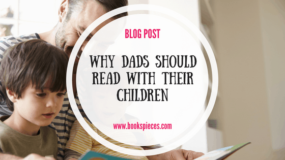 Why dads should read with their children