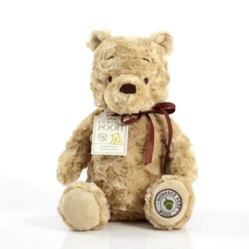Cuddly Classi Winnie the Pooh soft toy