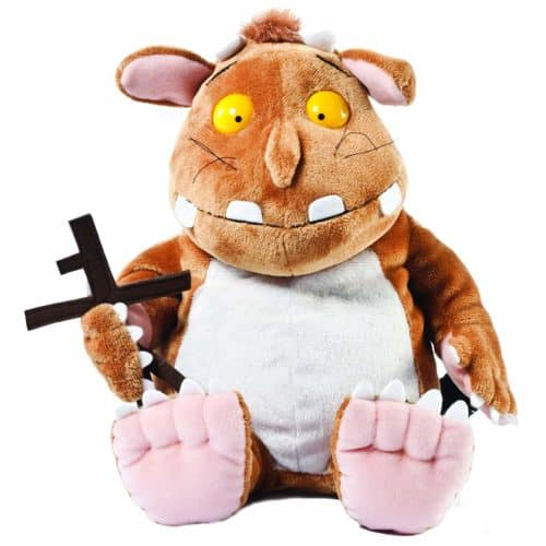 The Gruffalo's Child large soft toy