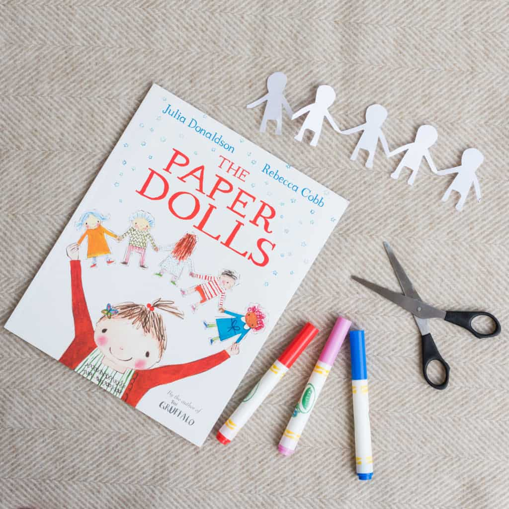 How to take a children's book flat lay for Instagram