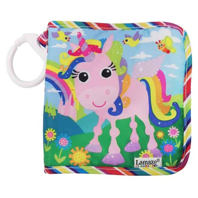Lamaze Tilly Twinklewings cloth book