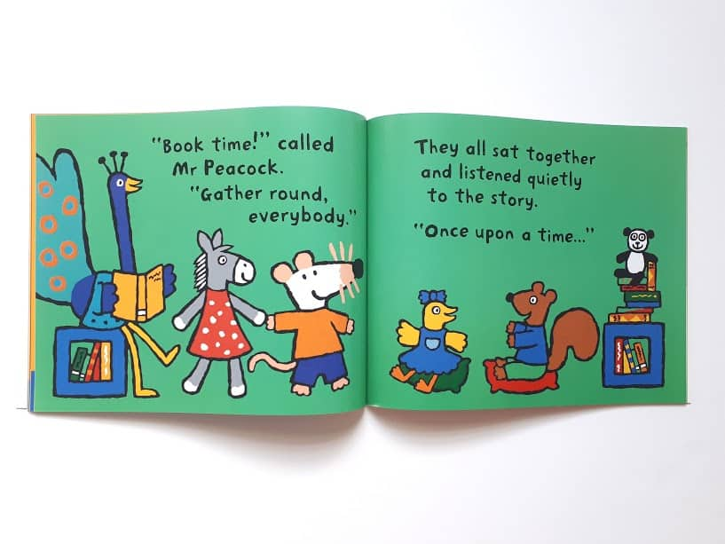 Maisy goes to Nursery, the ideal book to prepare children for starting nursery
