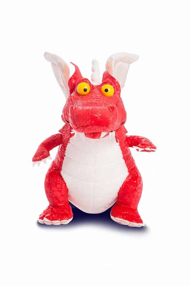 Room on the Broom cuddly dragon soft toy