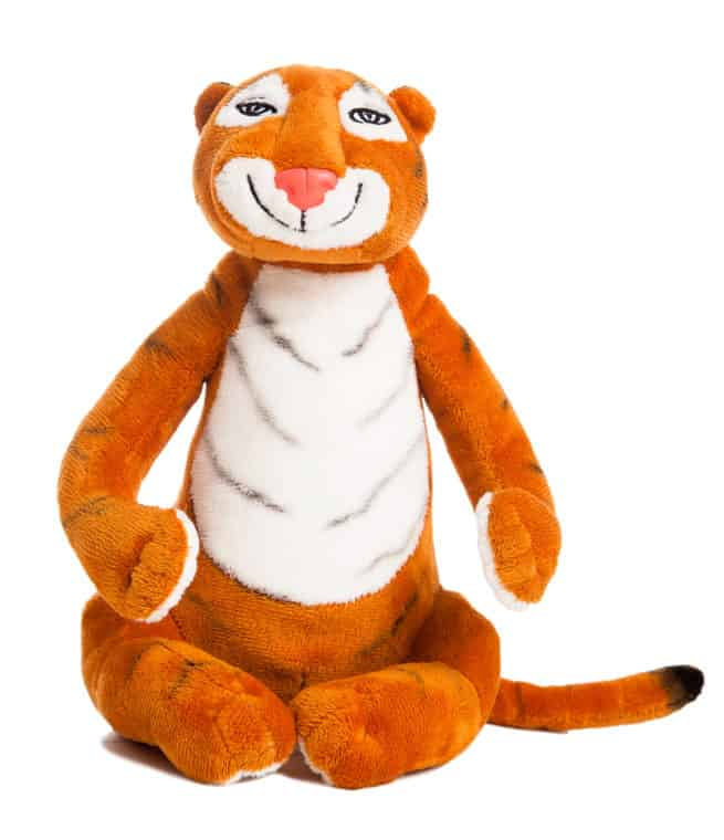 The Tiger Who Came to Tea large soft toy